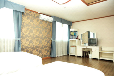 뉴아일랜드호텔 제주도 객실2